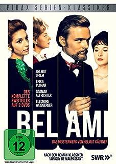 Bel Ami / Der komplette 2-Teiler von Helmut Käutner nach dem Roman von Guy de Maupassant (Pidax Serien-Klassiker) [2 DVDs]