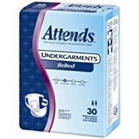 Attends Belted Undergarments, Undrgmt Bltd 6 Super Absbnt, (1 PACK, 30 EACH) by ATTENDS HEALTHCARE PROD preisvergleich bei billige-tabletten.eu