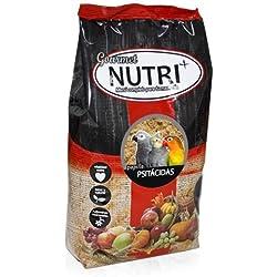 NUTRIPLUS GOURMET BOLSA PAPILLA PSITÁCIDAS 700 GR