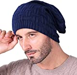 #10: Knotyy Beanie Caps, Woolen Caps, Knitted Slouchy Caps, Skull Cap for Men & Women