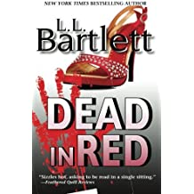 Dead In Red: The Jeff Resnick Mysteries by L. L. Bartlett (2011-03-18)