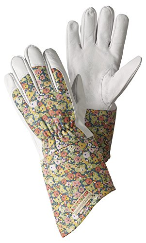 Donna' julie dodsworth orangery mid polsino guanti da giardinaggio, misura media