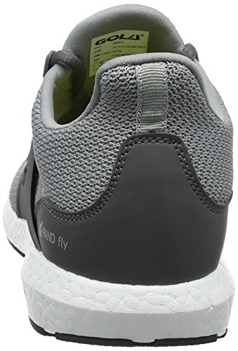 Gola X-Pand Fly, Running Homme Gris (Light Grey/mid Grey Gg)