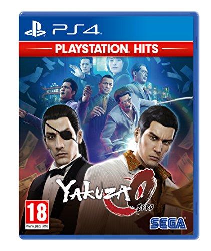 Yakuza 0 PlayStation Hits - PlayStation 4 [Edizione: Regno Unito]