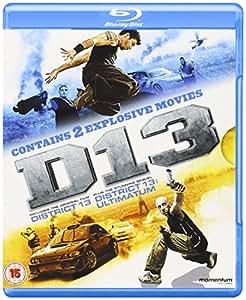 District 13/District 13: Ultimatum [Blu-ray]