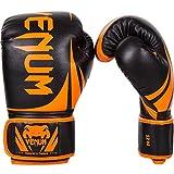 Venum Erwachsene Boxhandschuhe Challenger 2.0, Neon Orange/Schwarz, 14 oz, EU-2049 - Venum