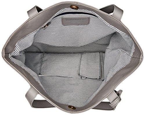 Timberland Tb0m5251, Sacs portés épaule Gris (Steel Grey)