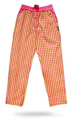 Preisvergleich Produktbild Unabux Pyjamahose - Pyjama Pajama - verschiedene bunte Designs zur Auswahl - GROESSE XS / S