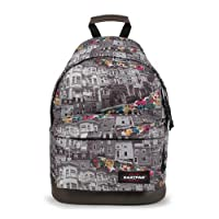 Eastpak Wyoming Backpack - 24 L, Street Flowers (Multicolour)