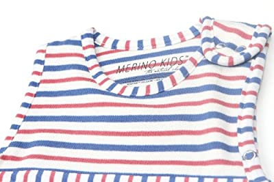Merino Kids Saco de Dormir de Invierno para Bebés de 0-2 Años