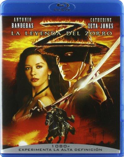 La Leyenda Del Zorro - Bd [Blu-ray]