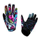 Baoblaze Winter Fahrradhandschuhe Gepolsterte Radsport Handschuhe Touchscreen Handschuhe Sport Handschuhe Fahrradhandschuhe Handy Handschuhe Motorrad Handschuhe