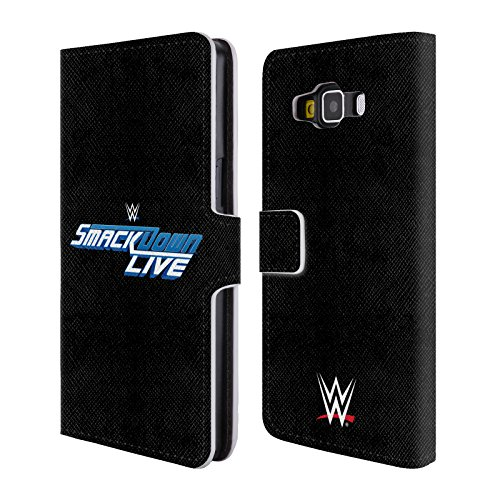 offizielle-wwe-smack-down-live-the-shows-brieftasche-handyhulle-aus-leder-fur-samsung-galaxy-a5