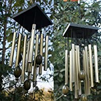 Black Friday Sales Wind Chimes,NAOTAI 1 X Large Wind Chimes Bells Copper Tubes Outdoor Yard Garden Home Decor Ornament