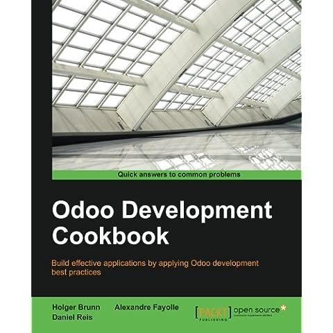 Odoo Development (Application Development Cookbook)