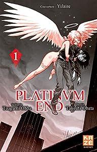 Platinum End Edition limitée Tome 1
