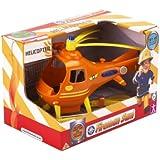 Feuerwehrmann Sam Hubschrauber Set [UK Import]