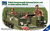 Riich Models RV35028 - Figur British Commenwealth Universal Carrier crew