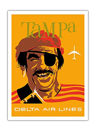 tampa-florida-delta-air-lines-pirate-buccaneer-vintage-airline-travel-poster-by-john-hardy-c1960s-pr