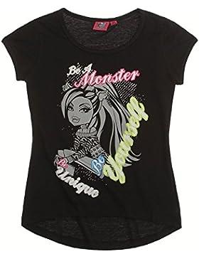 Monster High Kurzarmshirt schwarz