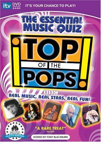 The Essential Music Quiz [Interactive DVD]
