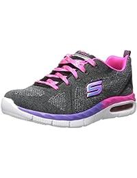 Skechers Mädchen Air-Appeal-Breezy Bliss Sneakers