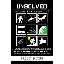 Unsolved Volume 1: Issues 1-9 (English Edition)