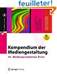 Kompendium Der Mediengestaltung: III....