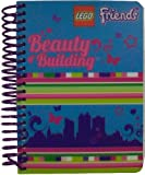 LEGO Friends Beauty and Building Mini Journal
