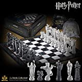 FACAI Puntelli di Natale, Harry Potter Hogwarts Chess Set Wizard Scacchiera