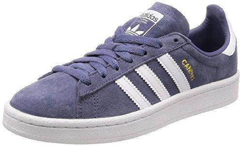 low priced b6662 eeebb adidas Campus, Zapatillas para Hombre, Morado (Raw IndigoFootwear Crystal  White 0