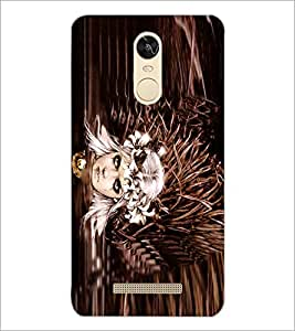 PrintDhaba Fantasy Girl D-5667 Back Case Cover for XIAOMI REDMI NOTE 3 PRO (Multi-Coloured)