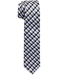 Tommy Hilfiger Tailored Tie 7cm TTSCHK16403, Cravate Homme