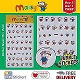 Maisy Stickers Bubble 3001