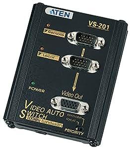 Aten VS201 Commutateur vidéo VGA à 2 ports