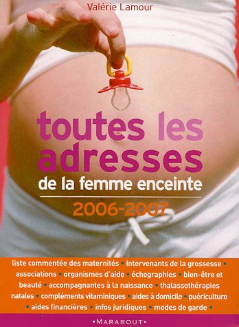 Toutes les adresses de la femme enceinte