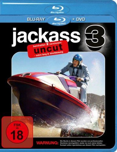 Jackass 3 (inklusive DVD) [Blu-ray]