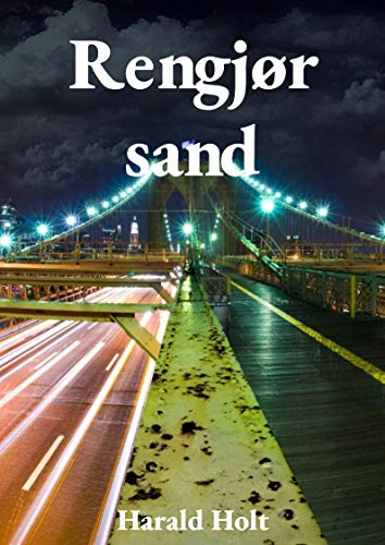 Rengjør sand (Norwegian Edition)