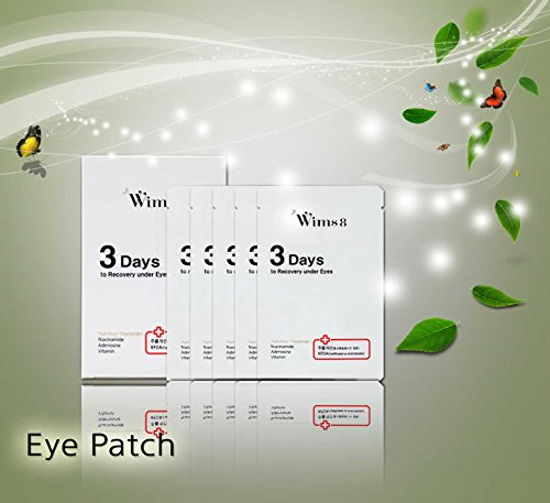 LUXUS - Hydrogel Eye Patches - Augen Pads - Ati Aging - Anti falten mit Schlangen Gift - Hoch wirksam - 6 (Maske Schlange Augen)