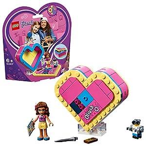 LEGO Scatola Del Cuore Di Olivia Costruzioni Piccole  LEGO