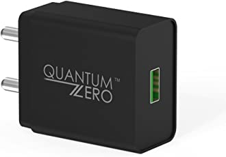 QuantumZERO WalMATE Quick Charge QC3.0 Wall Charger Adapter (1 Port)