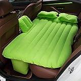 CDD Oxford Tuch PVC Beflockung Aufblasbares Auto Bett, Waggon Bett, 1420 * 880 * 450 (mm) Auto Matratze, Auto Aufblasbare Bett, Auto Schütteln Bett,Green