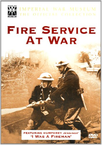 Fire Service At War (IWM Official Collection) [DVD] [UK Import] -