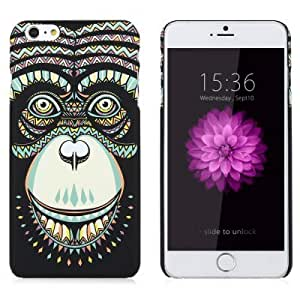 Pattern Design Glow in the Dark Style Phone Case Protector for iPhone 6 Plus / 6S Plus - #1