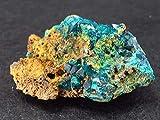 The Russian Stone Il Russo Pietra Dioptase Dioptaze Cluster dal Congo–3.8cm