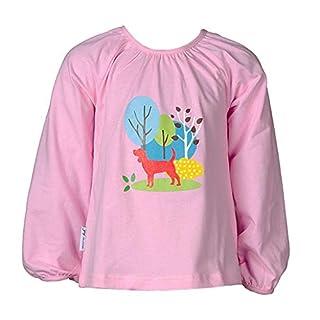 JNY Colourful Kids Girls' Animal Print Long-Sleeved Top Pink Pink -  Pink - 3 Years