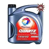Best Diesel Engine Oils - Total Quartz 5000 15W-40 Multigrade Diesel Engine Oil Review