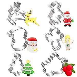 Moldes para Galletas Navidad, joyoldelf