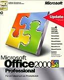 Produkt-Bild: Microsoft Office 2000 Professional Update von Office x.x oder MS-Einzelapplikationen D