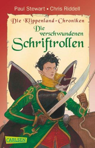 Die Klippenland-Chroniken: Bd. 9 1/2: Die verschwundenen Schriftrollen - 9.5 Jochen